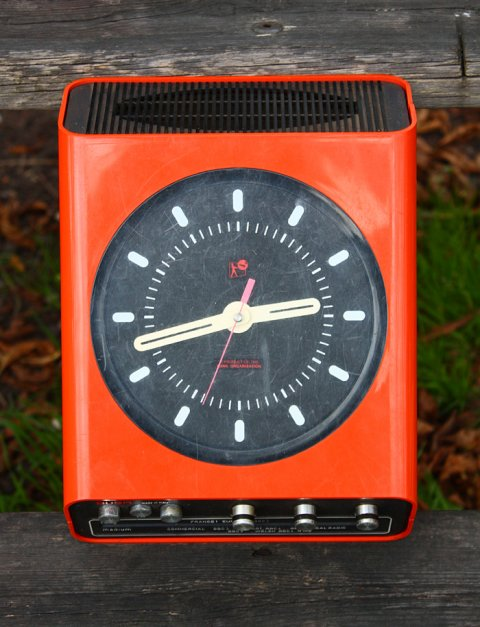 Clock Radio fra BUSH